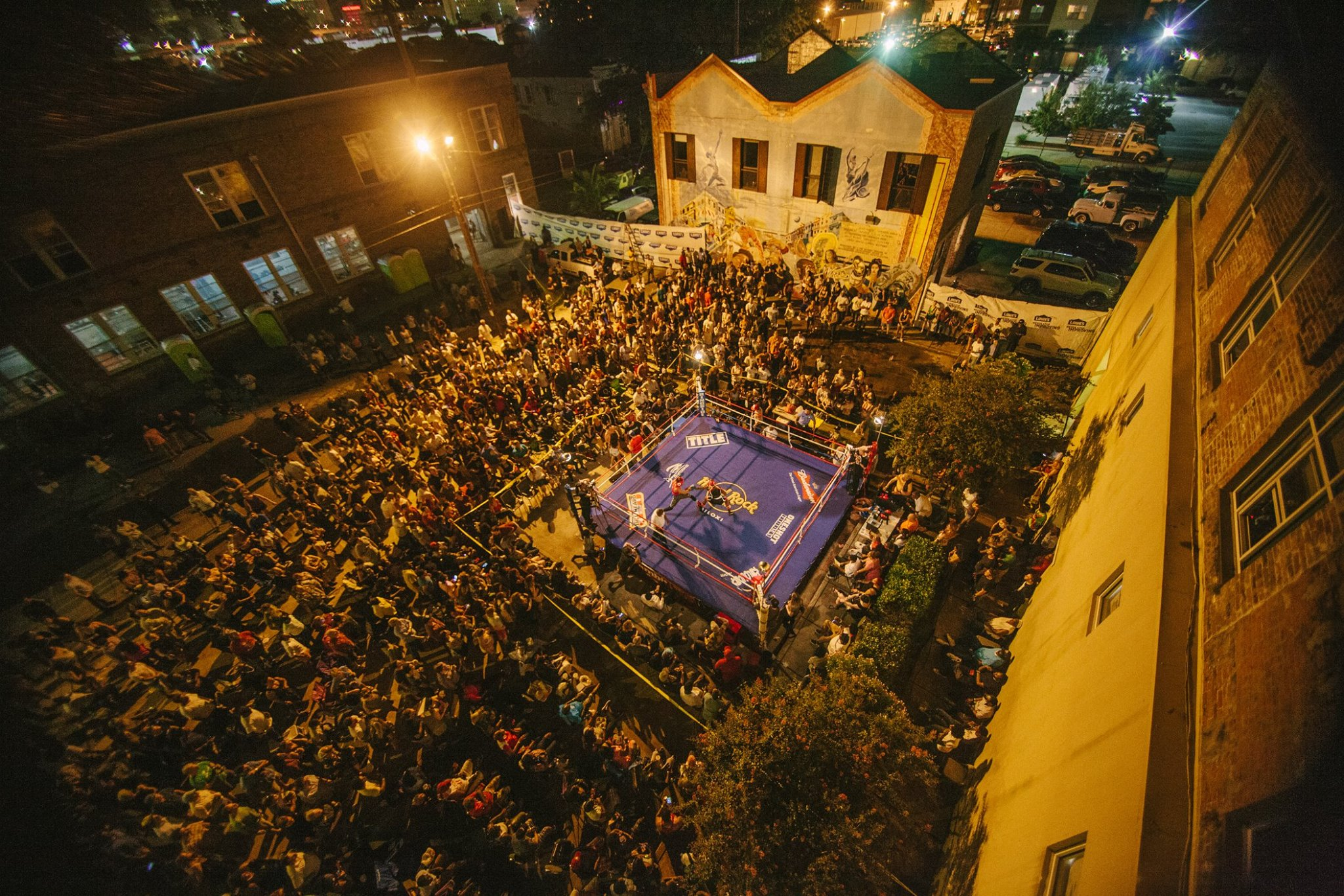 Friday Night Fights: Mike Tata is Making Boxing Interesting Again