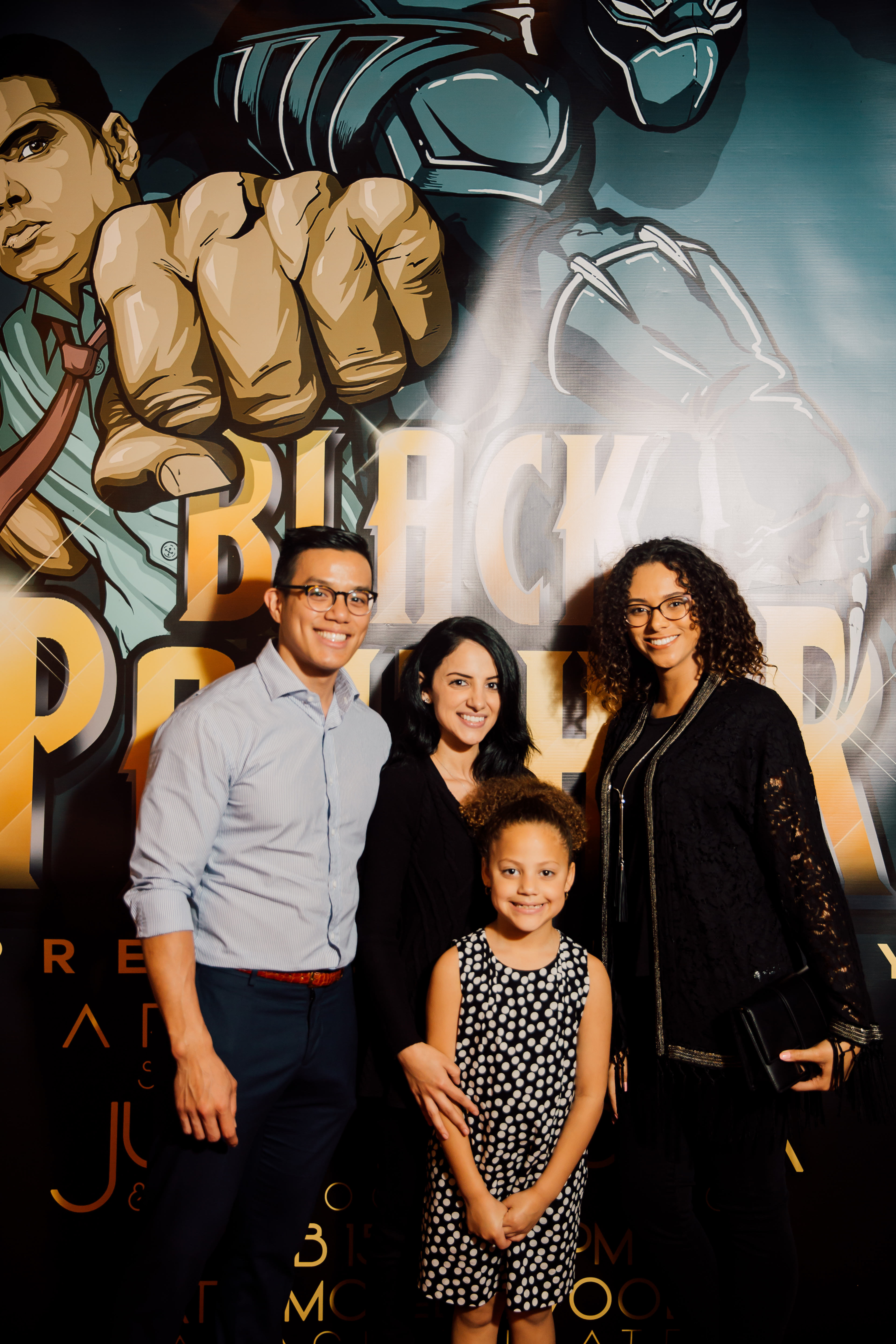 Attorney Juan Lafonta Hosts 'Black Panther' Premiere for Kids