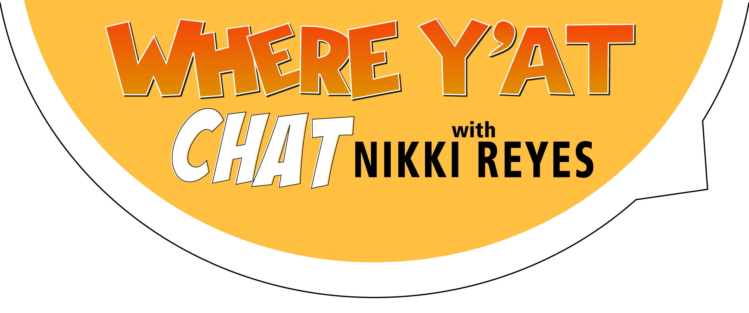 Where Y'at Chat - April 2019 at Ugly Dog Saloon & BBQ