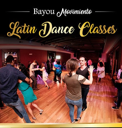 How Bayou Movimiento Cured Me of My Fear of Salsa