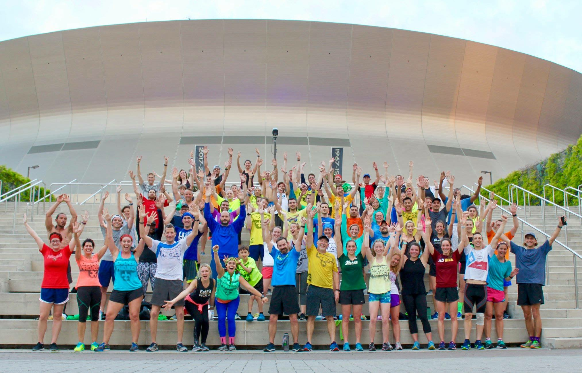 Run This City: Five Unique New Orleans Clubs for Runners