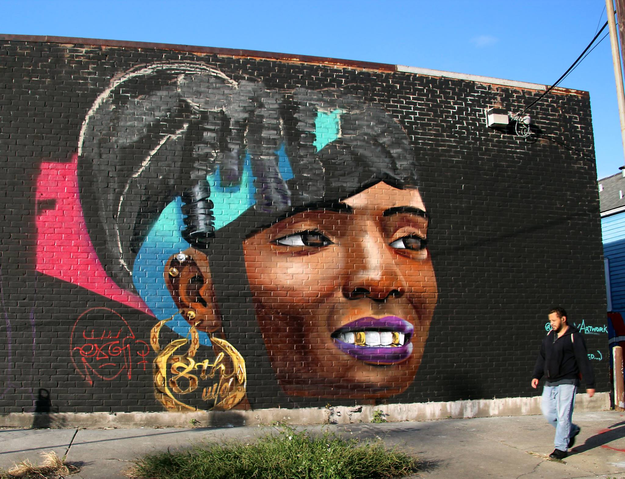 10 Street Artists & Murals Who've Given New Orleans a Facelift
