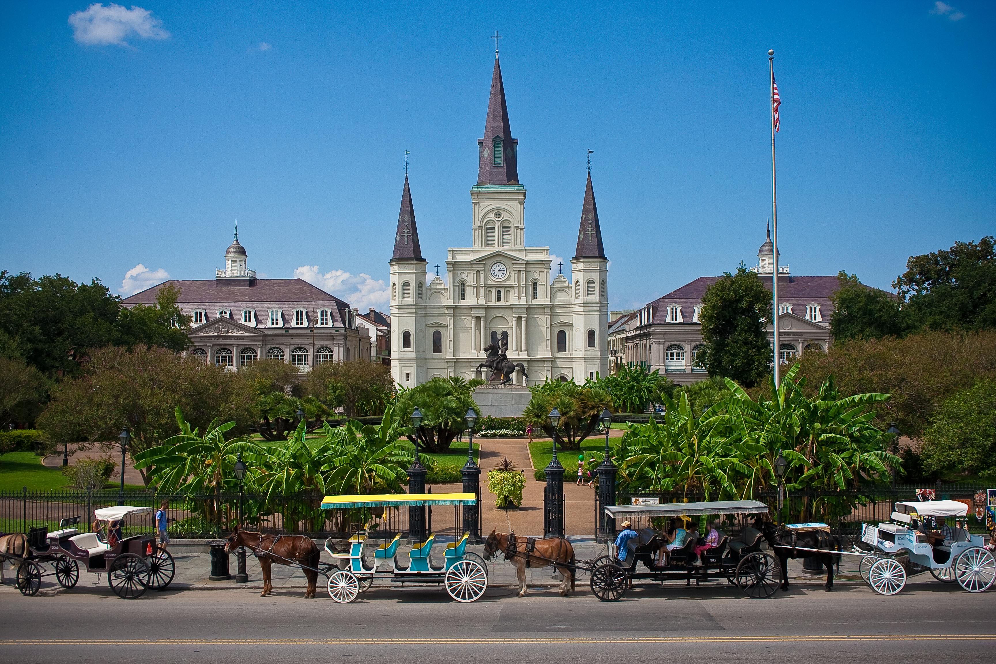New Orleans Tricentennial Series: St. Louis Cathedral