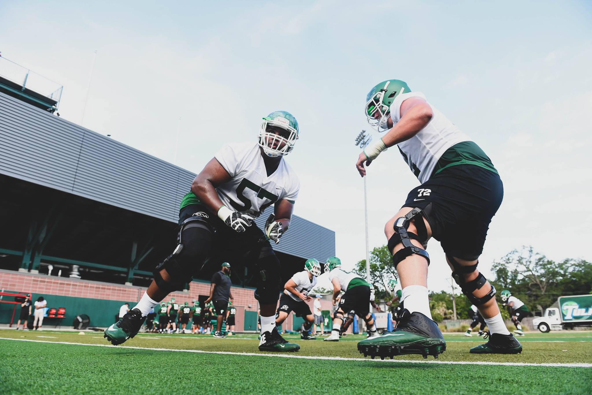 <em>Tulane is Inches Away:</em> Tulane Ready to Go Bowling in Year Three of Fritz Era