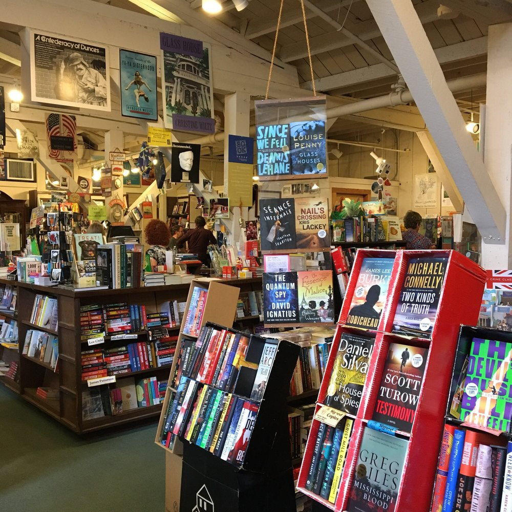 Out-of-Print But Never Out-of-Style: New Orleans Independent Bookstores