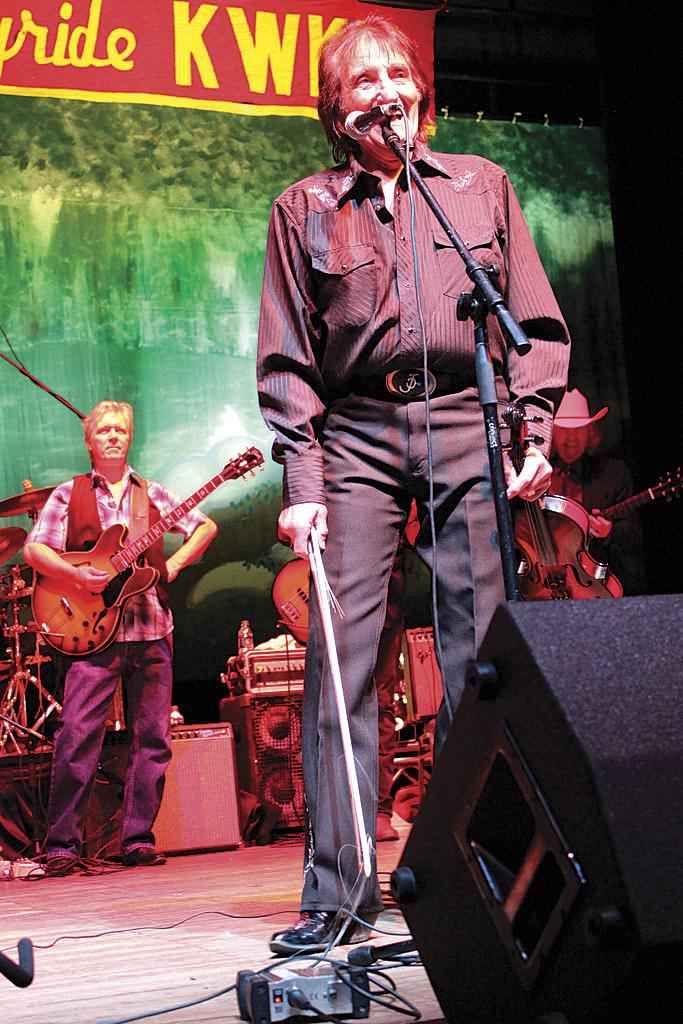 Louisiana Man Doug Kershaw