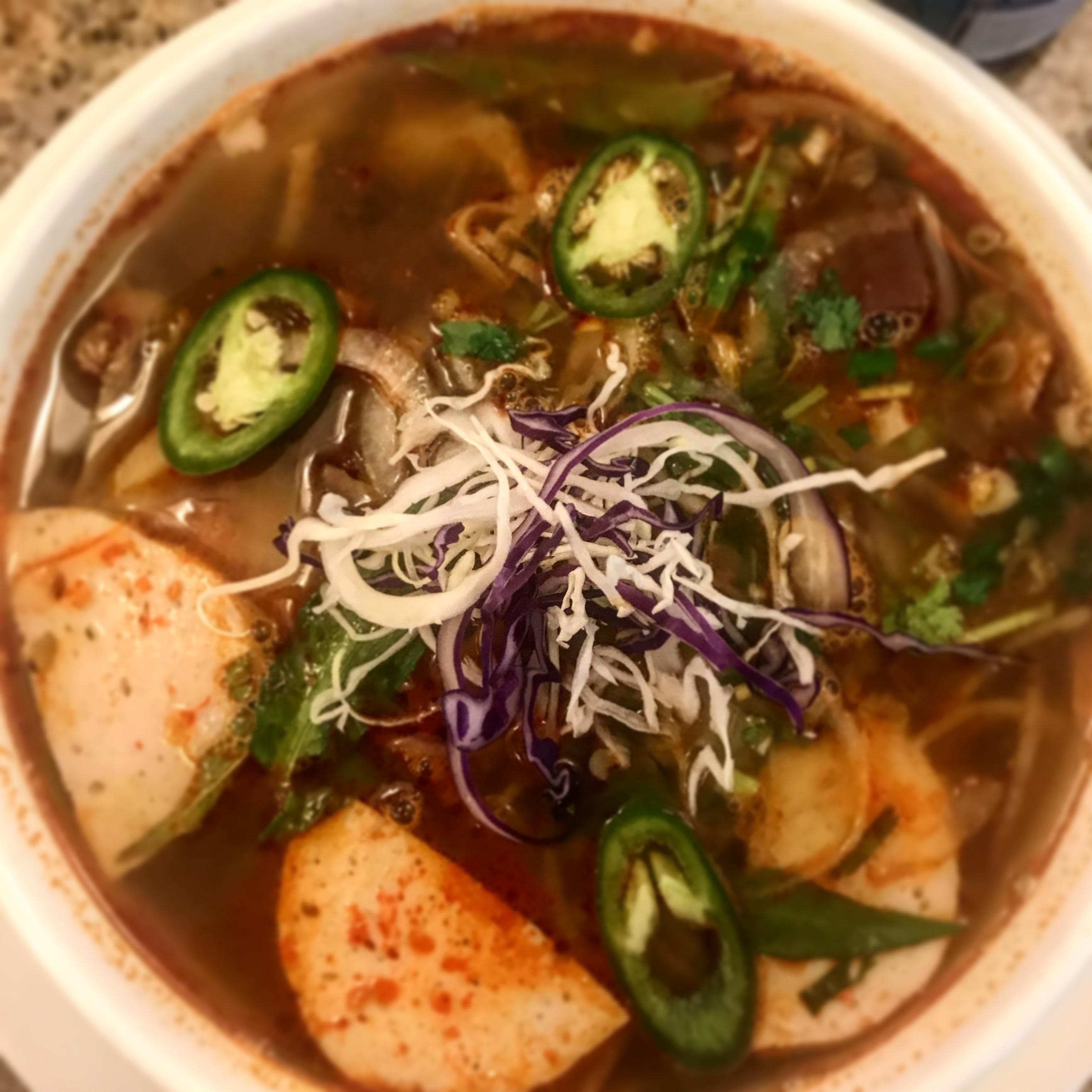 Secret Soup: Bún Bò Huế