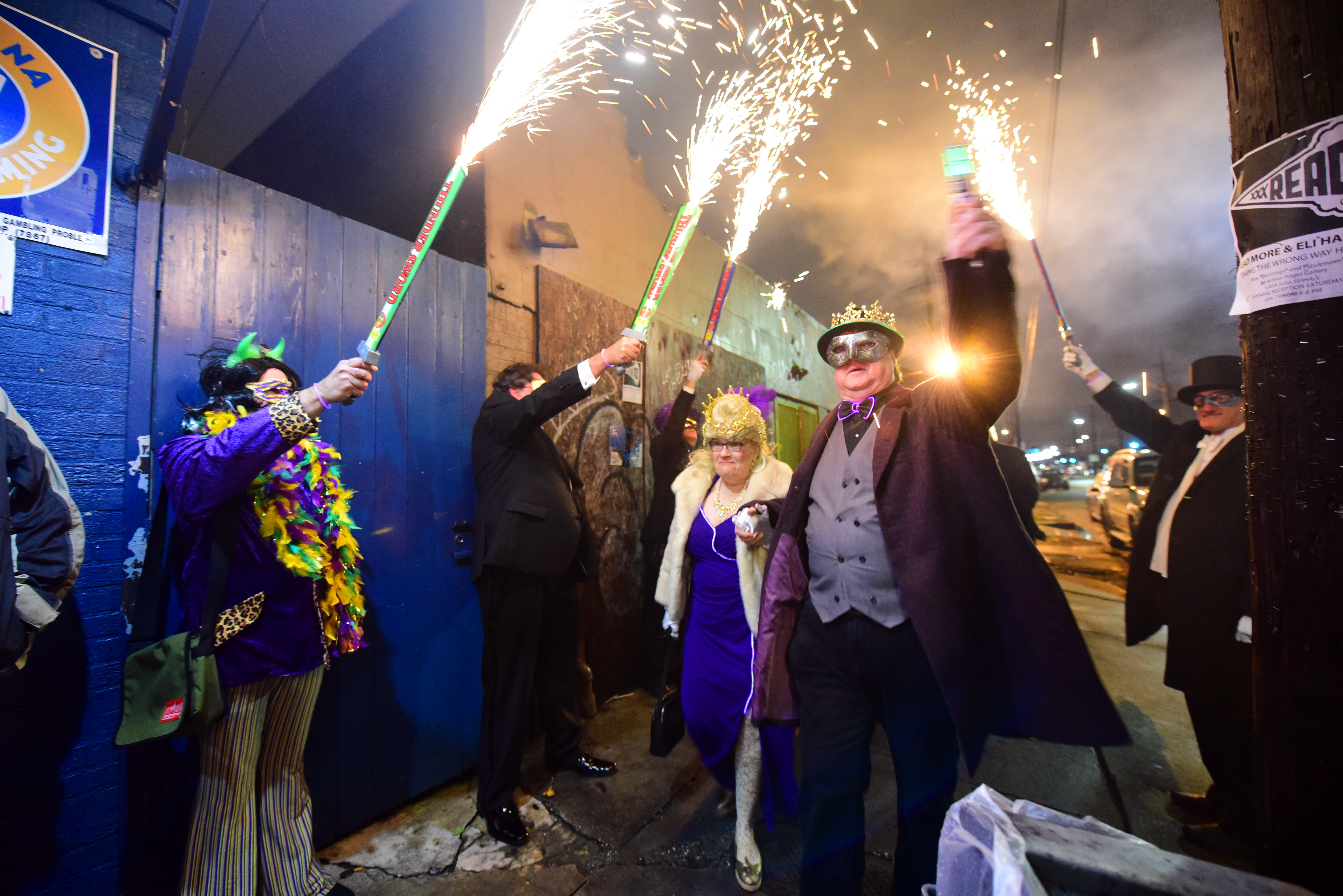 Lakeside 2 Riverside: Upcoming New Orleans Events (NYE & January)