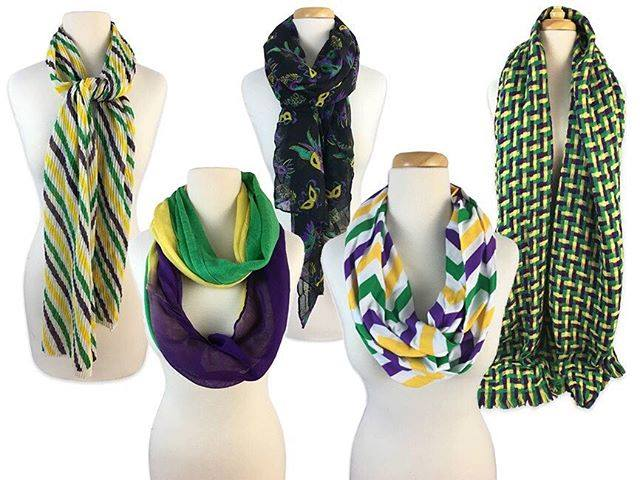 Top Local Shops to Get Your Mardi Gras Attire