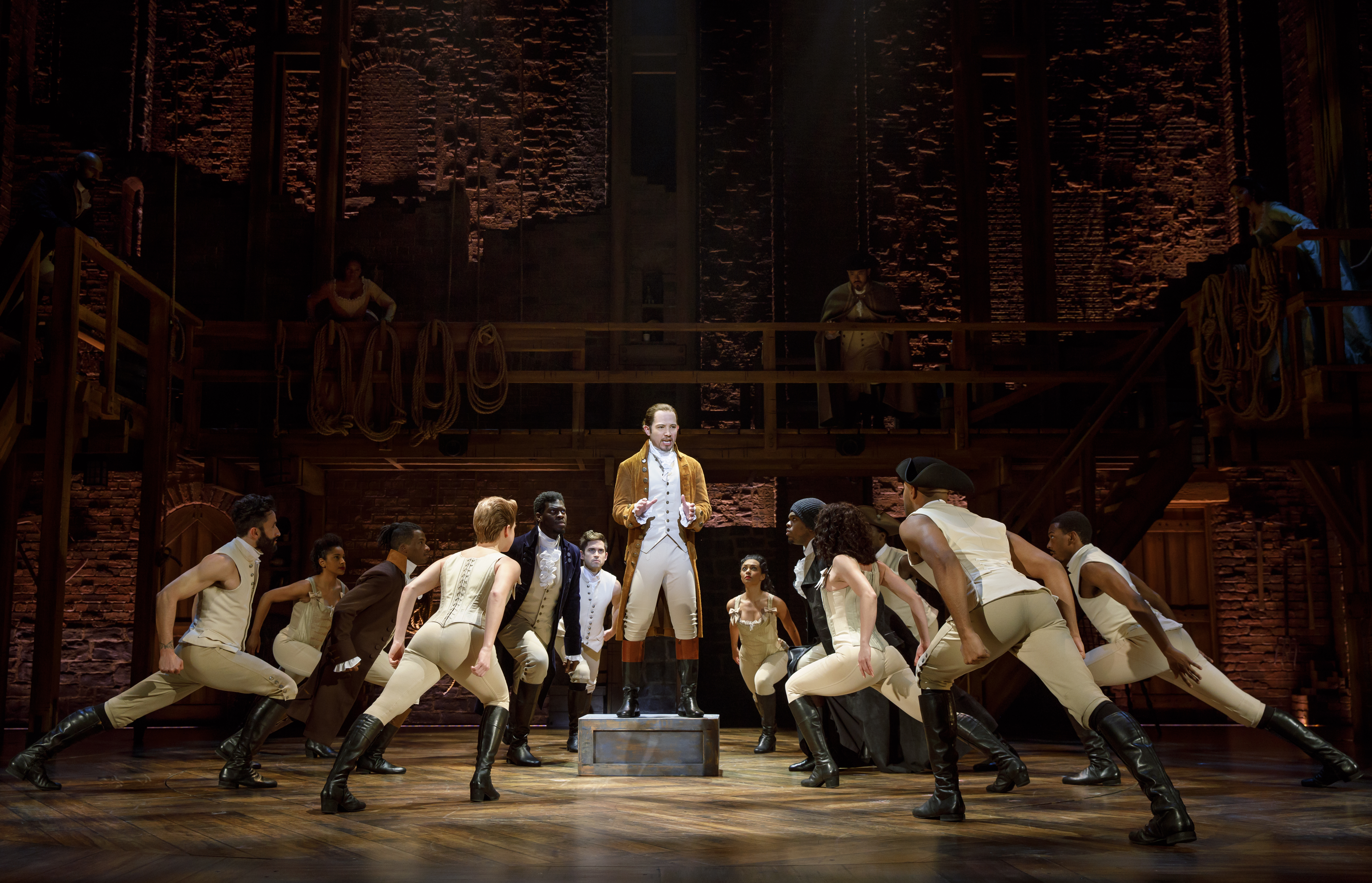 Yes, It's True, <em>Hamilton</em> Really Does Live Up to the Hype