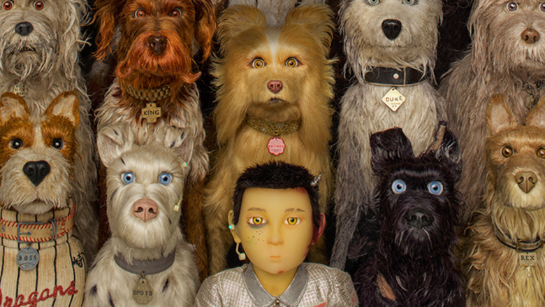 Image result for isle of dogs images