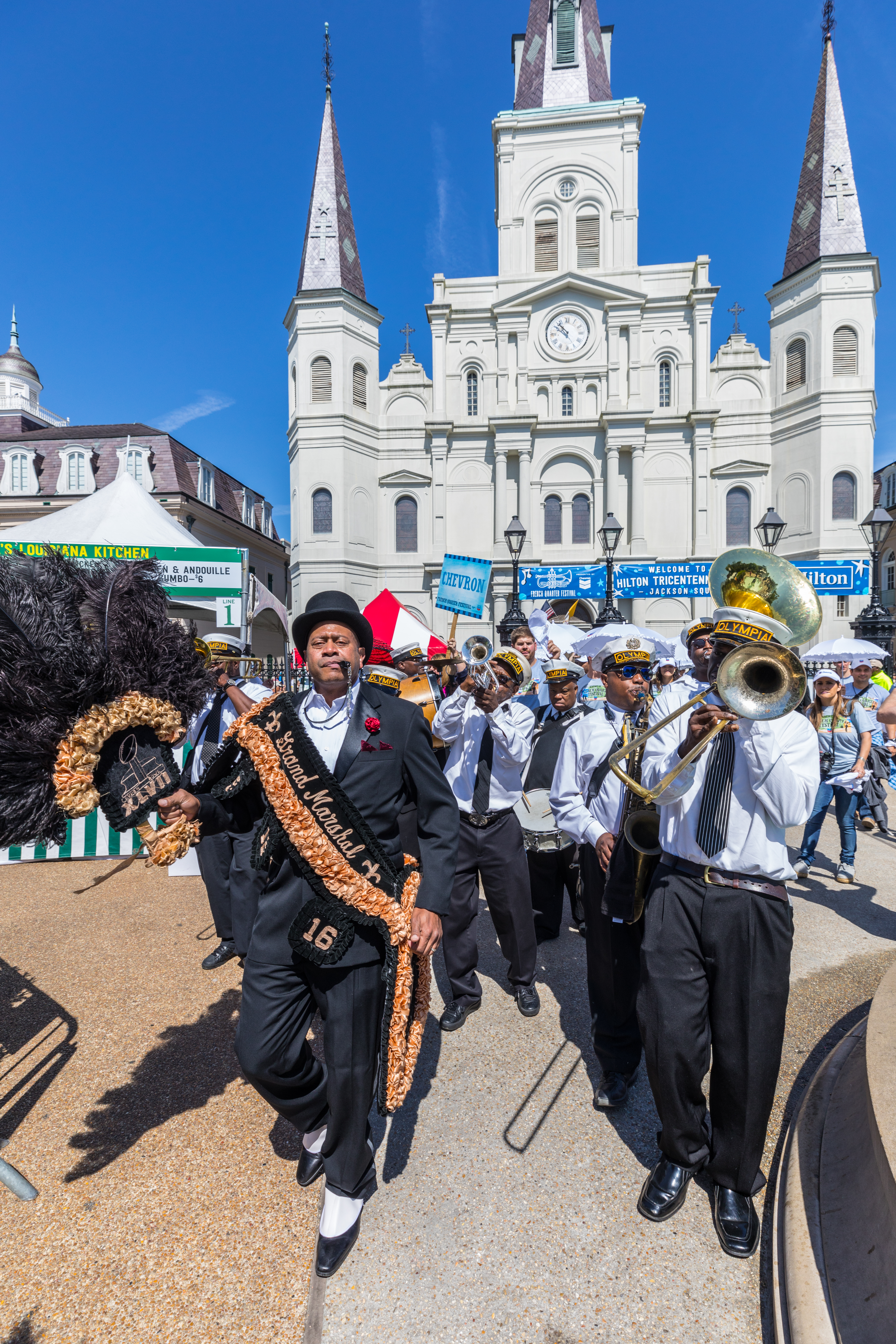36th Annual French Quarter Fest Preview