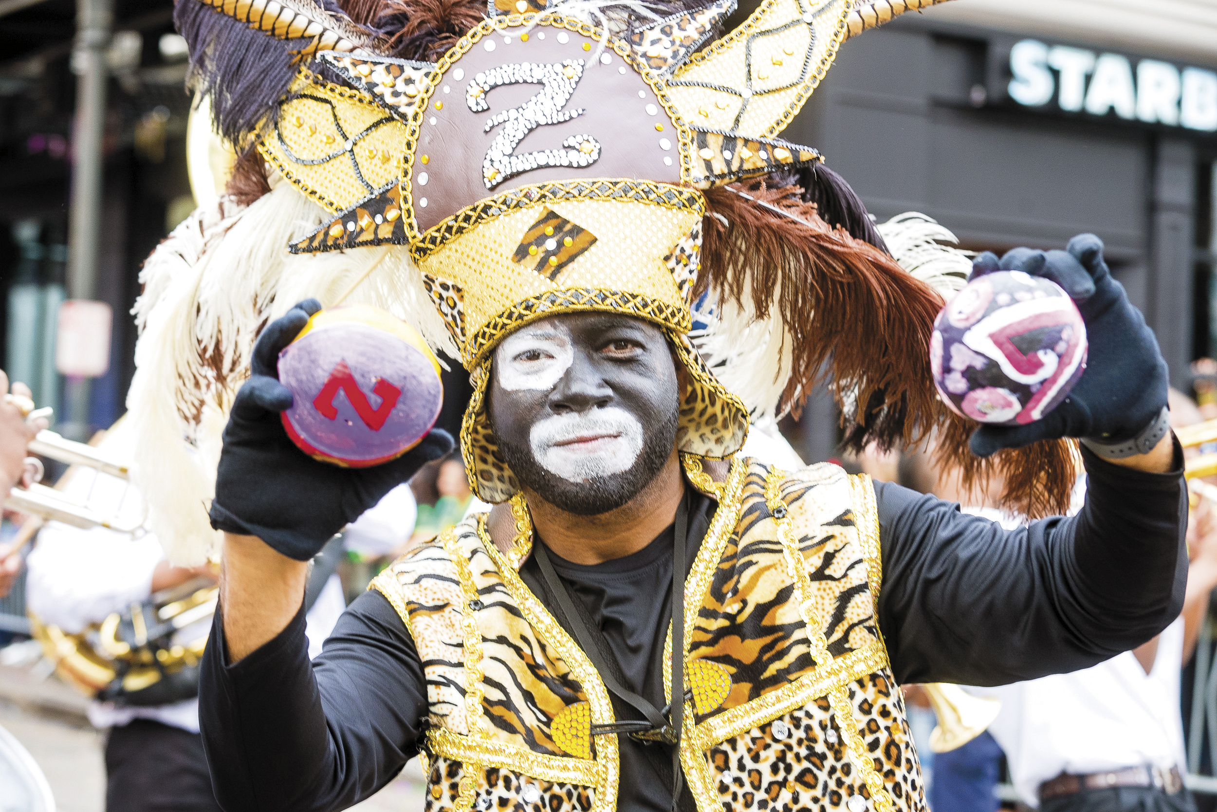 The Krewe of Zulu Puts the Sublime in the Coconut